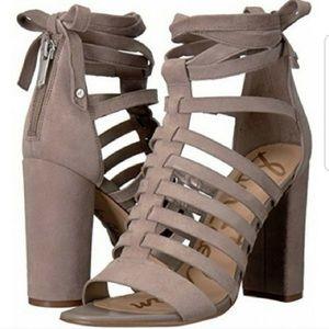 Sam Edelman yarina caged sandals size 9